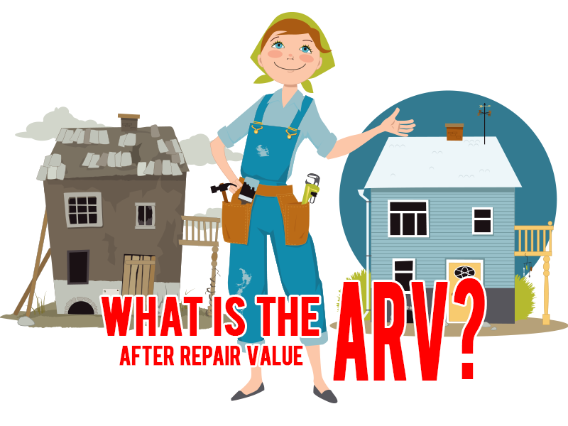 what is the arv for the house
